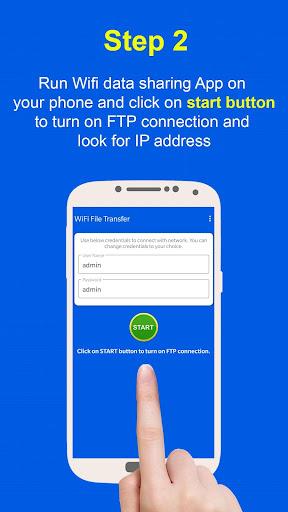 Foto do WiFi File Transfer - FTP