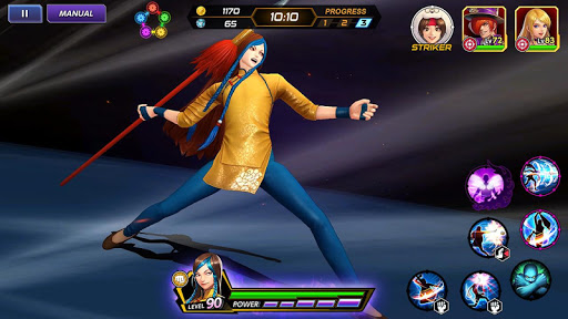 The King of Fighters ALLSTAR  Screenshots 7