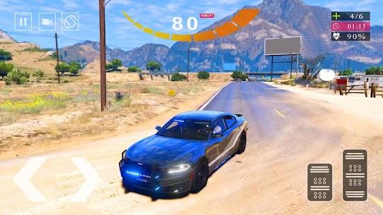 Police Car Simulator 2020 – Police Car Chase 2020 9