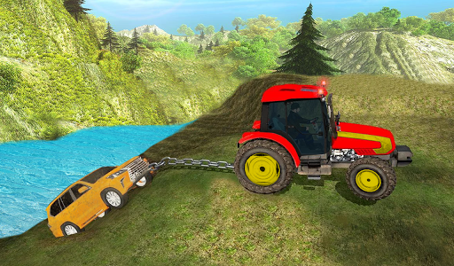 offroad tractor pull tow duty screenshot 2