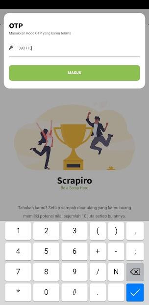 Scrapiro - Scrap Hero / Pahlawan Daur Ulang screenshot 2