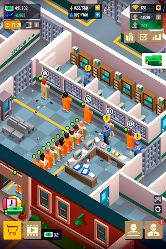 Prison Empire Tycoon - Idle Game screenshots 5