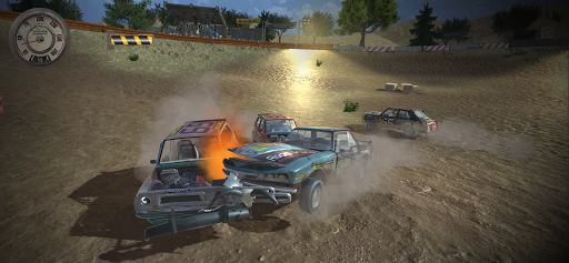 Derby Forever Online Wreck Cars Festival 1.35 screenshots 4