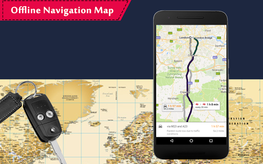 GPS Offline Navigation Route Maps & Direction 1.3.1 Screenshots 5