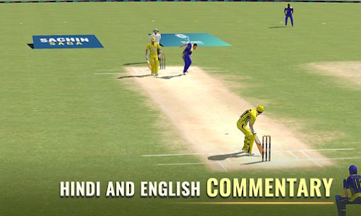 Sachin Saga Cricket Champions APK Download 4