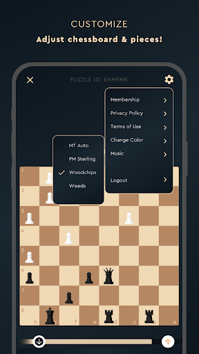 Tactics Frenzy u2013 Chess Puzzles android2mod screenshots 8