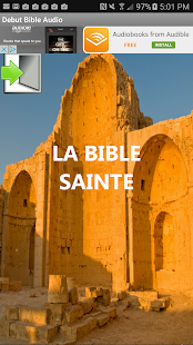 Bible Audio en Français Screenshot