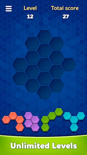 Hexa Block Puzzle 1.91 screenshots 3