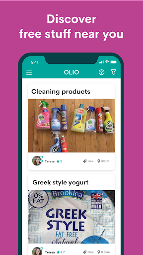 OLIO - Share more. Waste less. modavailable screenshots 2