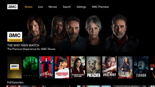 AMC screenshots 1