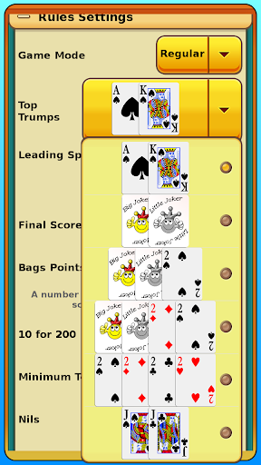 Spades 1.78 screenshots 16