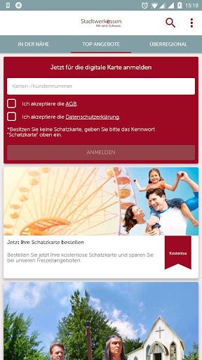 Schatzkarte-App  Screenshots 5