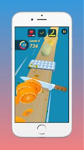 Slice Factory! Cutting Fruits and Vegetables Games