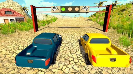 Off road Truck Simulator: Tropical Cargo android2mod screenshots 14