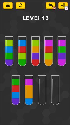 Water Sort Puzzle Color apkdebit screenshots 5