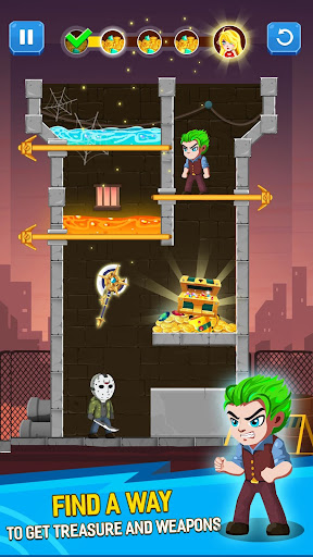 Hero pull the pin: Hero rescue 4.0 screenshots 1