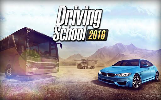 Télécharger Driving School 2016 APK MOD (Astuce) screenshots 1