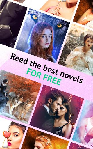Code Triche Amorette - Free Romance Books (Astuce) APK MOD screenshots 1
