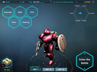 Armored Frontier Mod Apk (Unlimited Bullets + God Mode) 9