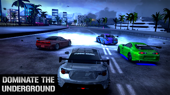 Illegal Race Tuning – Real car racing multiplayer Apk 4