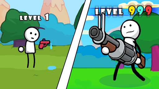 One Gun: Stickman  screenshots 9