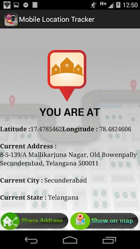 Live Mobile Number Tracker 1.96 Screenshots 3