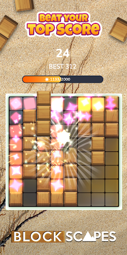 Blockscapes - Block Puzzle 1.8.1 screenshots 1