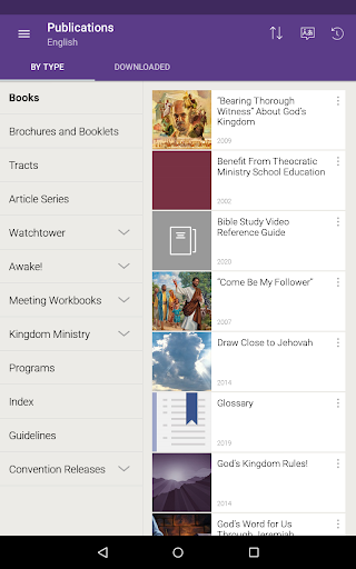 JW Library 12.3 Screenshots 8