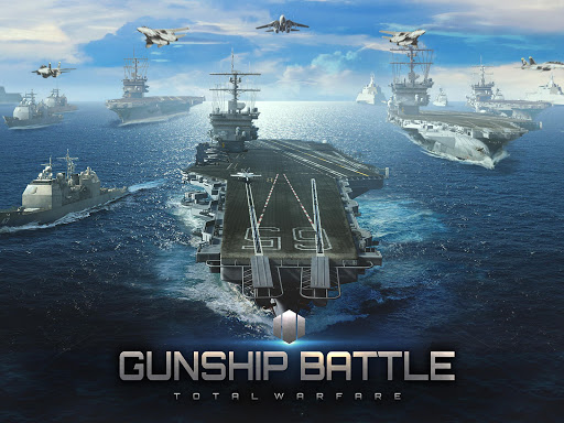 Gunship Battle Total Warfare apkpoly screenshots 1