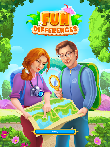 Fun Differences - Find All The Differences! screenshots 12
