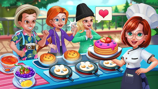 Cooking World: Diary Cooking Games for Girls City 2.1.3 Screenshots 19