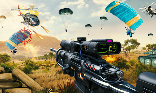 Battle Ground FPS Shooting- Commando Survival Game Apk Download 4