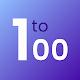1 to 100 - Allena la Mente e la Vista para PC Windows