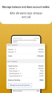 TransportBook: Transport Register & Truck Ledger 15.1.0 screenshots 1