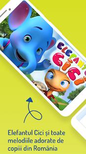 TraLaLa - Cântece si desene animate pentru copii