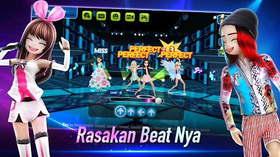 AVATAR MUSIK INDONESIA - Social Dancing Game 1.0.1 Screenshots 2