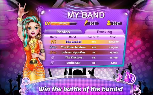 Music Idol - Coco Rock Star 1.0.5 Screenshots 4