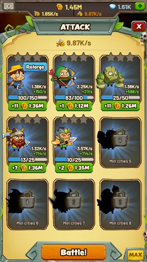 Idle Conquest screenshot 3