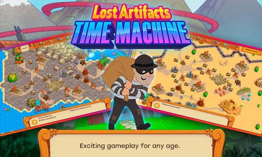 lost artifact 4: time machine (free-to-play) screenshot 1