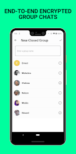 Session – Private Messenger Mod 1.7.3 Apk (Unlocked) 4