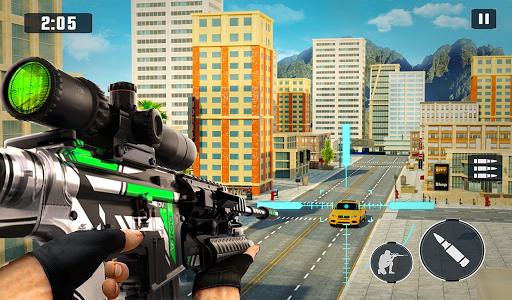 Real Sniper Shooter: FPS Sniper Shooting Game 3D 55 Screenshots 9