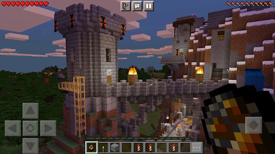 Minecraft BEDROCK Versión 1.17 PC 2