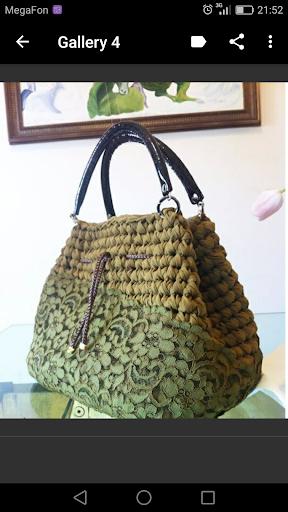 Foto do Crochet Bags