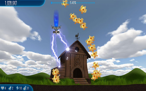 Chicken Invaders 5 1.30ggl Screenshots 5