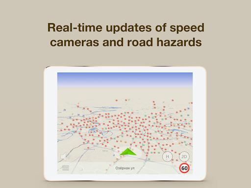 Speed Cameras & HUD, Radar Detector - ContraCam 2.4.01-Google Screenshots 14