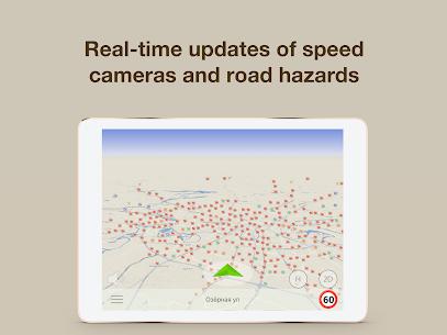 Speed Cameras & HUD MOD APK 2.4.05 (Premium Unlocked) Radar Detector – ContraCam 14