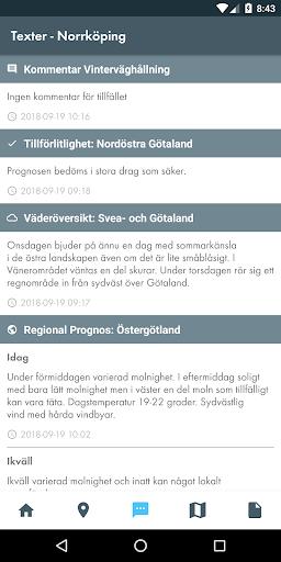 Accuweather Norrköping
