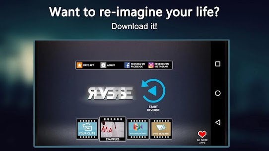 Reverse Movie FX – magic video MOD APK V1.4.0.46 – (Premium Unlocked) 5