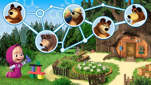Masha and the Bear: Evolution 1.1.7 screenshots 12