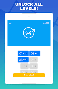 94% - Quiz, Trivia & Logic